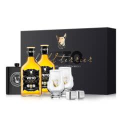 牛头梗VETO 苏格兰原瓶进口单一麦芽威士忌 国际烈酒大赛纪念版礼盒