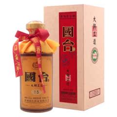53°国台 (15)酱香型白酒 250ml*1瓶
