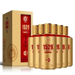 53度贵州茅台镇龙国宴·1529坤10 酱香型白酒500ml*6瓶(整箱)