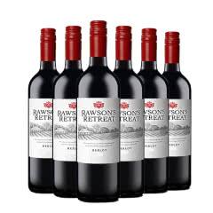 澳洲红酒澳大利亚奔富洛神山庄赤霞珠红葡萄酒750ml(6瓶装)