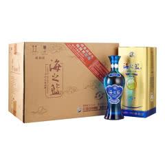 52度洋河蓝色经典海之蓝520ml(6瓶装)
