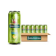 德国进口费尔德堡白啤小麦啤酒500ml*18整箱装