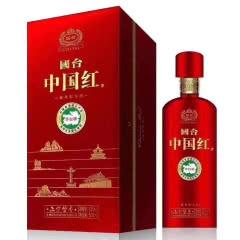 53°贵州国台酒  国台中国红 500ML