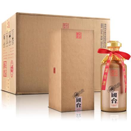 53°国台品鉴 500ml(6瓶装)
