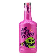 37.5°英国死侍手指加勒比百香果味朗姆酒700ml