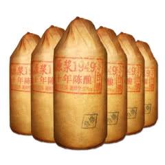 呇酱 贵州茅台镇 十年陈酿原浆1949 53度酱香型 白酒 纯粮食酒 500ml*6瓶整箱
