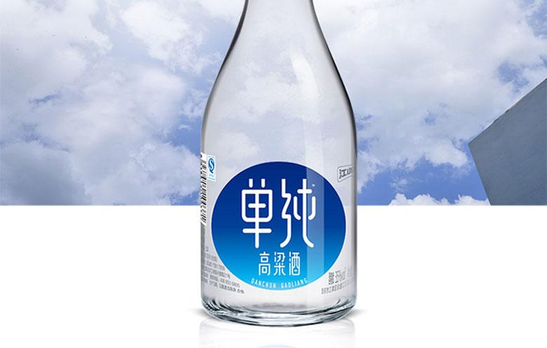 江小白单纯高粱酒600ml