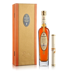 【清仓特卖】40.8°英国诗贝(SPEY)皇金精选单一纯麦苏格兰威士忌700ml