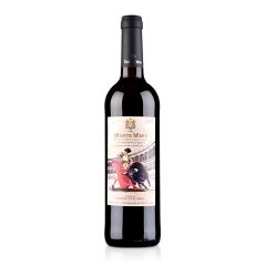 西班牙奥兰骑士酒庄蒙特斗牛士DO级干红葡萄酒750ml
