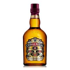 芝华士(Chivas)洋酒 12年苏格兰威士忌 700ml