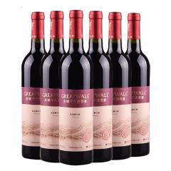 长城优选解百纳干红葡萄酒750ml(6瓶装)
