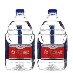52°红星二锅头桶5L(2瓶装)