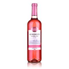 美国贝灵哲酩蔓系列白仙粉黛桃红葡萄酒750ml