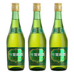 38°汾酒杏花村竹叶青475ml(3瓶装)