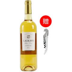 法国红酒法国(原瓶进口)特酿甜白葡萄酒单支750ml