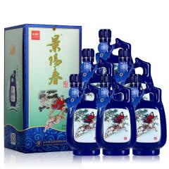 52°景阳春如意防伪酒500ml(6瓶装)