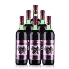 8°通天野生原汁山葡萄酒1000ml(6瓶装)