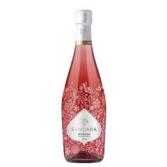 7.5°西班牙进口桑德拉红起泡葡萄酒 375ml