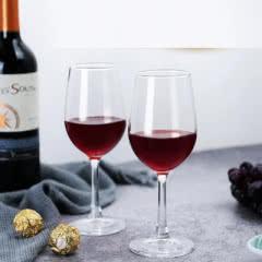 2支红酒杯家用无铅水晶玻璃高脚杯红酒杯葡萄酒杯礼品