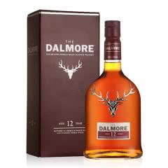 40°大摩达尔摩帝摩12年苏格兰单一麦芽威士忌700ml