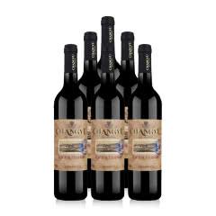 张裕窖藏干红葡萄酒(邮票系列)(6瓶装)750ml