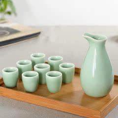 白酒酒具 中国风酒具 陶瓷酒具套装