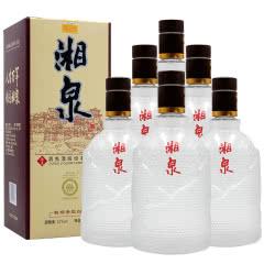 52°酒鬼酒 文化湘泉酒500ml*6(2012年)