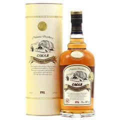 46°台湾OMAR单一麦芽威士忌雪莉果干700ml