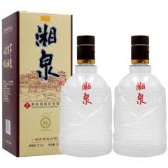 52°酒鬼酒 文化湘泉酒500ml*2(2012年)