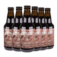 美人鱼波特瓶装啤酒美国原装进口355ml*6瓶(六连包)