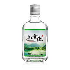 甘肃金徽酒45度小金徽100mL*1瓶装 浓香型白酒