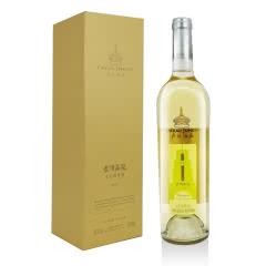 君顶品冠干白葡萄酒750ml*6盒/箱