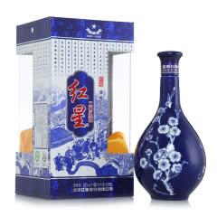 红星52度珍品蓝花瓷二锅头(500ml)