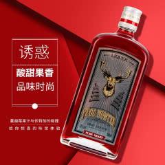 17o野格 狩猎者鹿头 利口酒 配制酒力娇酒 女士微醺 果味蔓越莓味
