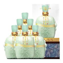 52度西凤名酿窖藏500ml(6瓶)新包装