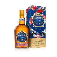 40°英国芝华士13年柔醇黑麦桶限定版苏格兰威士忌500ml