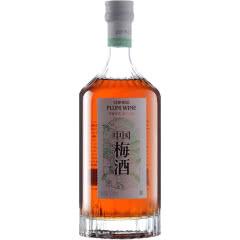 赋比兴 芽茶梅酒中国梅酒梅子味甜果酒女生青梅酒果酒女士酒520ml 芽茶梅酒