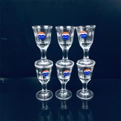 茅台酒具套装白酒杯茅台小酒杯品酒杯水晶10ml*6小酒杯