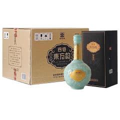 45°四特酒特香型 东方韵国韵500ml (6瓶装)整箱