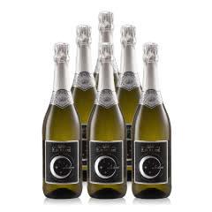 意大利美圣世家银色新月低醇起泡白葡萄酒750ml(6瓶装)