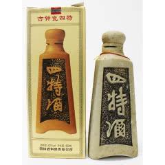 2010年52度四特古钟瓷 460ml老酒收藏