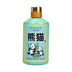 53°美仙醉 小熊猫酒 酱香型白酒 贵州茅台镇 纯粮食高粱酒 小酒版125ml单瓶