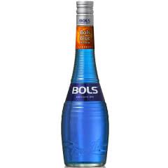 荷兰进口波士力娇酒蓝橙味750ml
