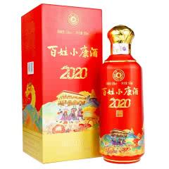【东晟之美】53°百姓小康酒 500ml (贵州茅台股份有限公司出品)(2020年)