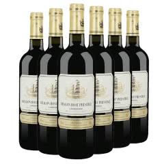 法国进口红酒龙船浩威将军干红葡萄酒750ml(6瓶)