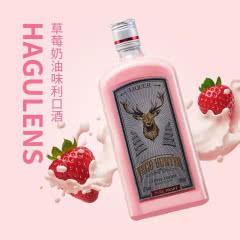 17º野格哈古雷斯草莓奶油利口酒700ml