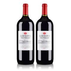 澳大利亚奔富洛神山庄设拉子赤霞珠干红葡萄酒 1500ml*2