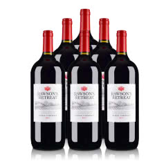 澳大利亚奔富洛神山庄设拉子赤霞珠干红葡萄酒 1500ml*6