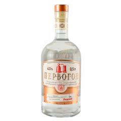 40°俄罗斯原装进口伏特加黑麦酒伏特加洋酒烈酒鸡尾500ml单瓶装