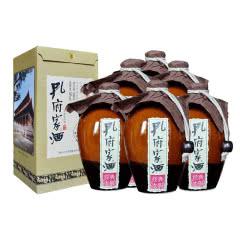 52度孔府家酒经典大陶浓香型白酒 纯粮食酒500ml*6瓶